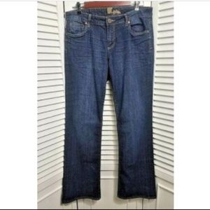 Women's Kut From The Kloth Jeans Size 10 Boot Cut